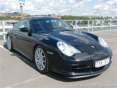 Porsche 996 GT3 Mk II