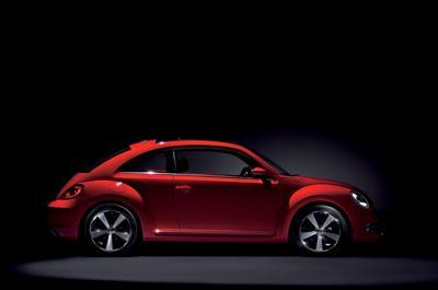 Nya Volkswagen Beetle - originalet är tillbaka!