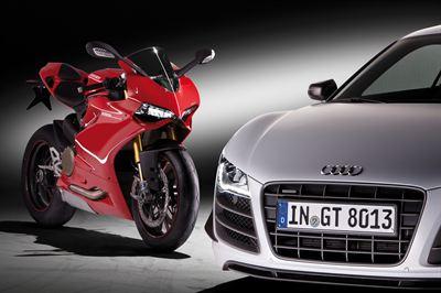 Audi / Ducati