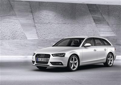 Audi A4 vinner prestigefyllt tillförlitlighetspris