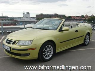 Saab 9-3 2,0T Cab