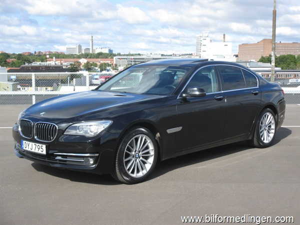 BMW 730 D xDrive 740-optik
